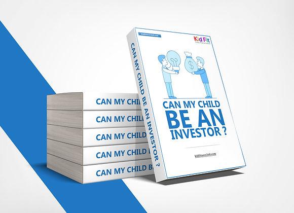 Ebook: Children can be investors too