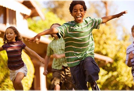 5 Ways How to Get your Children Physically Active
