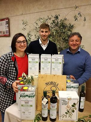 I produttori di Olio Biologico di Nobili Terre Italiane