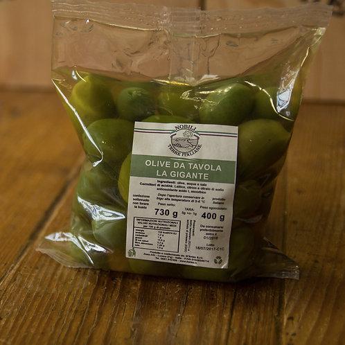 Olive da tavola La Gigante 400 g