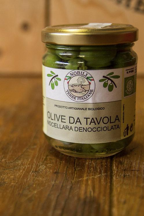 Olive da tavola Nocellara Denocciolata 100 g