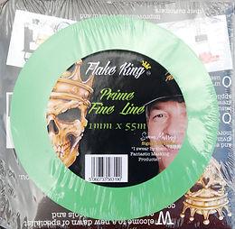 Flake King Masking Tape, 1mm...