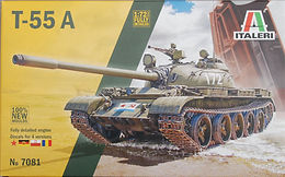 T-55A in 1/72