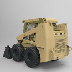 35GM0008 US Army Light Type III Skid Steer Loader