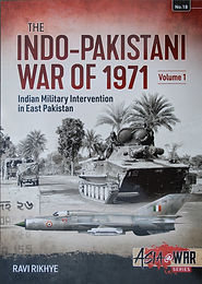The Indo-Pakistan War of 1971. Vol.1