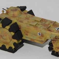 VsKfz 617 painted