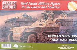 Sdkfz 250 Neu in 1/72