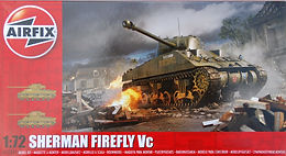 Sherman Firefly in 1/72