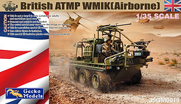 British ATMP WMIK (Airborne) in 1/35