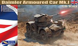 Daimler Mk 1 Armoured Car in 1/35