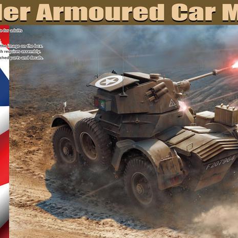 Gecko 1/35 Daimler Mk 1 Boxart