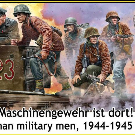 35218 Das Maschinegewehr boxart