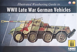 WWII Late War German Vehicles