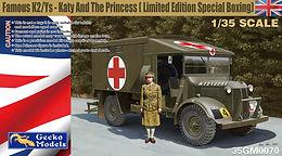 Austin K2 Ambulance w/Princess Figure