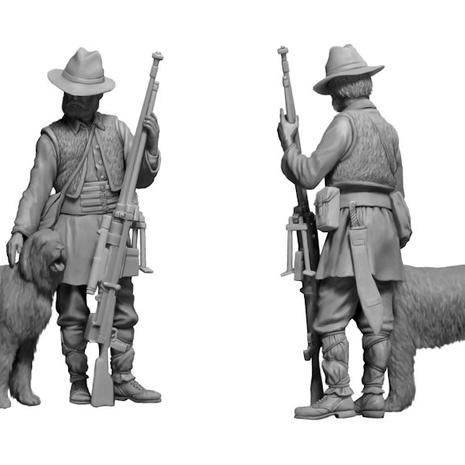 CAD of complete figure