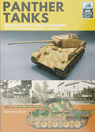 Panther Tanks, German Army Panzer Brigades