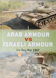 Arab Armour vs Israeli Armour, Six-day War 1967