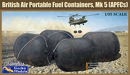 British Air Portable Fuel Containers in 1/35