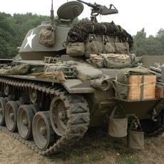 M24 Chaffee
