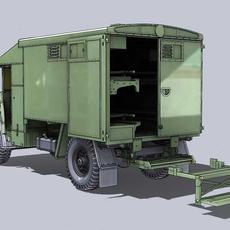 Airfix A1375 Austin K2/Y Ambulance in 1/35