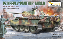 News of a new 1/72 Panther G