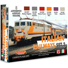 Lifecolor, Italian Railways set 2