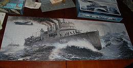 Bellica - Convoy Attack - A 1000 piece Jigsaw