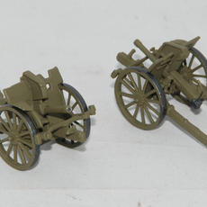 2 Completed guns