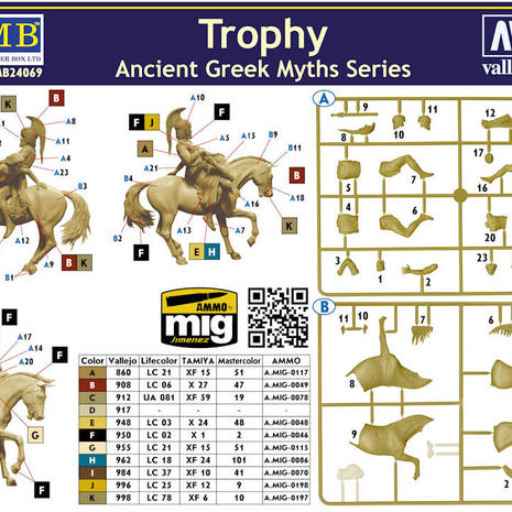 24069 Trophy assembly guide