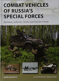 Combat Vehicles of Russia's Special Forces