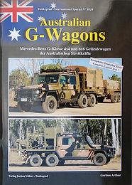 Australian G-Wagons
