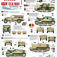 72-A 1064 ANZAC Set 1