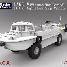 Gecko Models 1/35 LARC-V