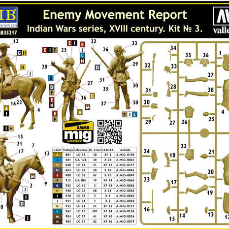 35217 Enemy Movement Assembly guide