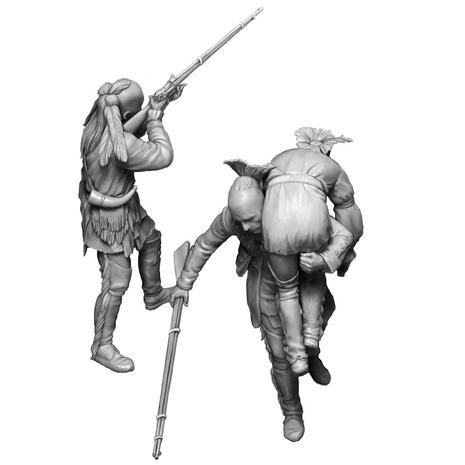 CGI Figure illustration