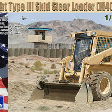 35GM0008 US Army Light Type III Skid Steer Loader boxart