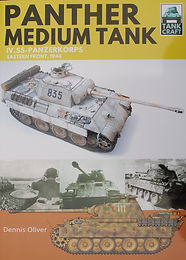 Panther Medium Tank, TankCraft 32