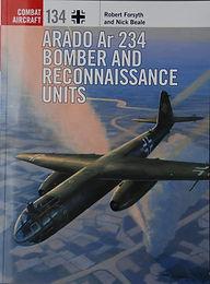 Arado Ar 234 Bomber & Reconnaissance Units