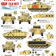 72-A 1077 Gulf War Warriors