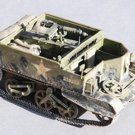 Vickers Carrier in 1/35