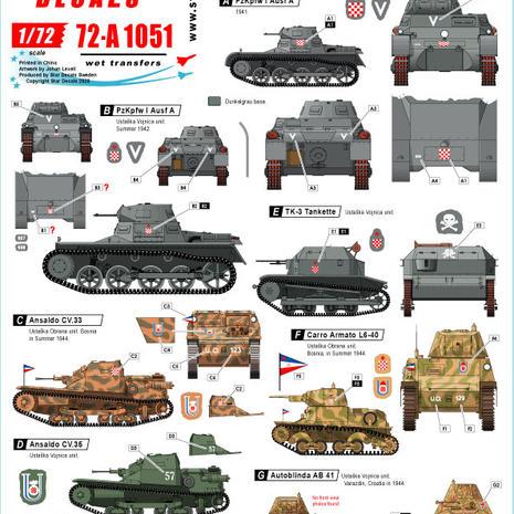 72-A 1051 Balkans, Croatia