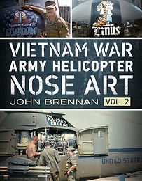 Vietnam War Army Helicopter Nose Art, Vol.2