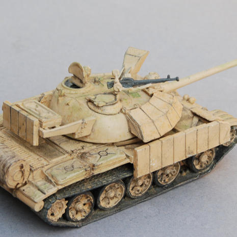 T-55 Enigma in 1/72 built