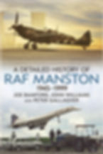 A Detailed History of RAF Manston 1945-1