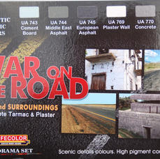 Lifecolor War on the Road Boxart