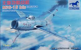 Mig-15 & Mig-15bis in 1/48