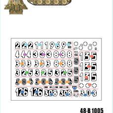 48-B 1005 HJ Panthers