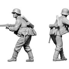 35218 Das Maschinegewehr
