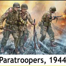 35219 US Paratroopers 1944 boxart