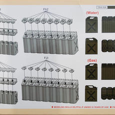 Gecko, US J20L Jerry Can Set, Assembly Guide